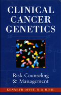 Clinical Cancer Genetics front cover