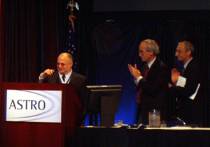Eli J. Glatstein, MD wins the ASTRO Gold Medal