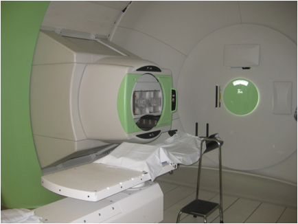 Pictorial Overview of the Proton Therapy Treatment Process