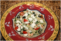 Shrimp and Orzo Recipe