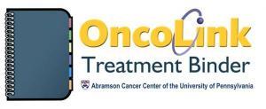 OncoLink Treatment Binder